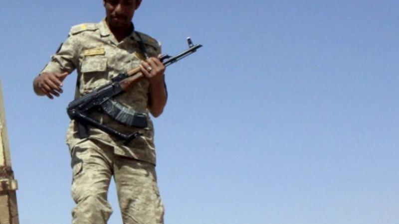 Saudis and Houthi fighters clash on Yemen border
