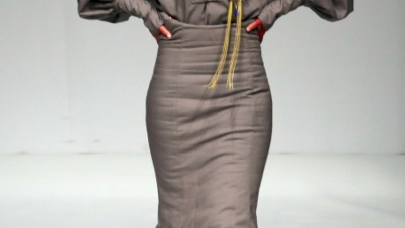 Wacky threads put Chinese fashion on the map