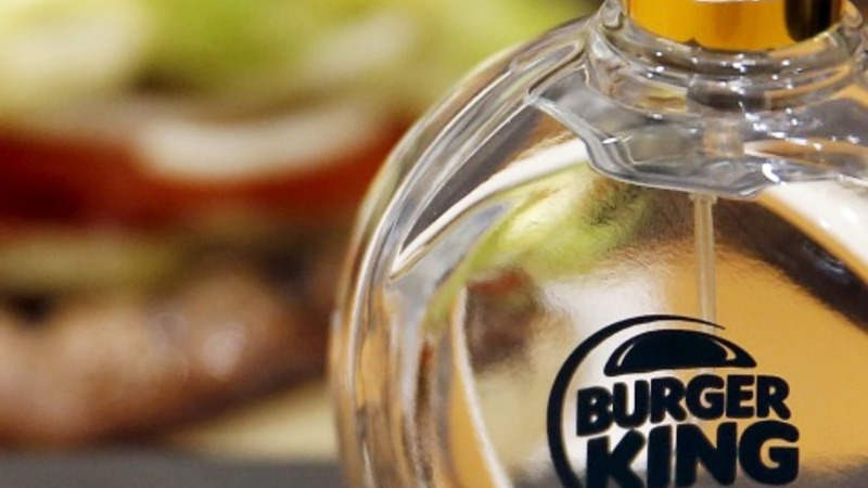 Burger King rolls out April Fools' fragrance