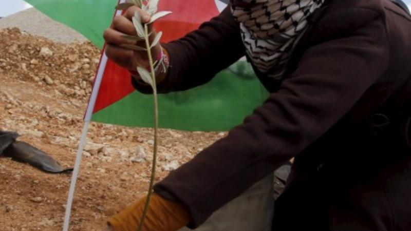 Palestinians join war crimes court