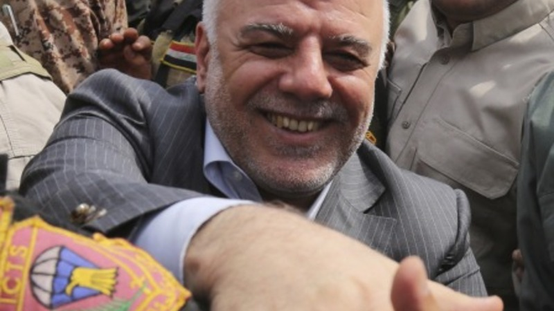 Iraq PM claims victory over IS in Tikrit