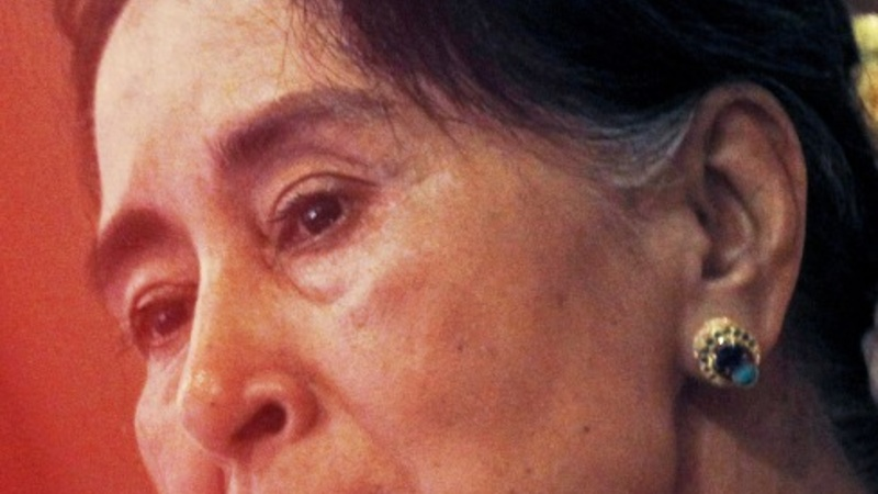 Suu Kyi worries for Myanmar