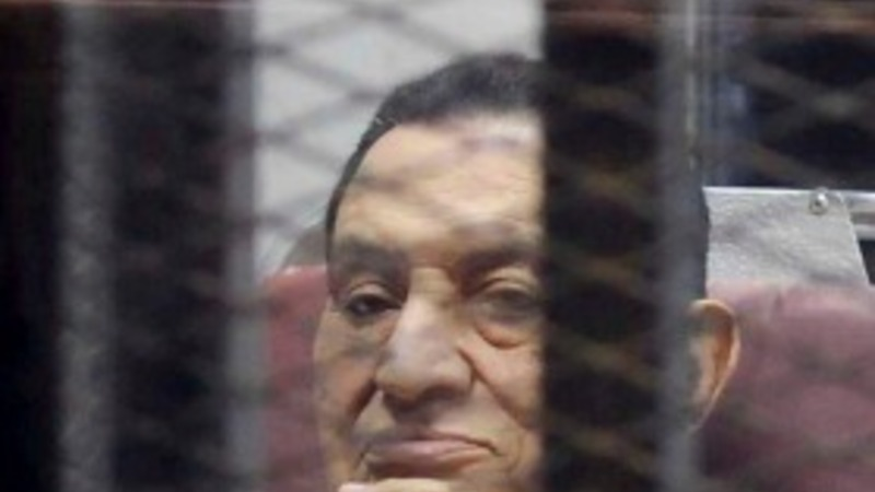 Egyptian court begins Mubarak retrial