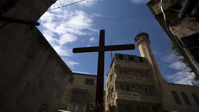 Christians in Middle East celebrate Easter