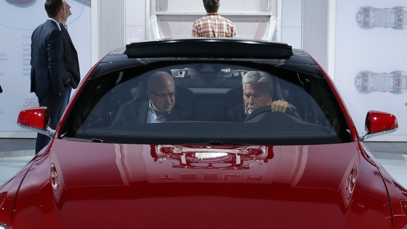 Tesla stock revs on record shipments