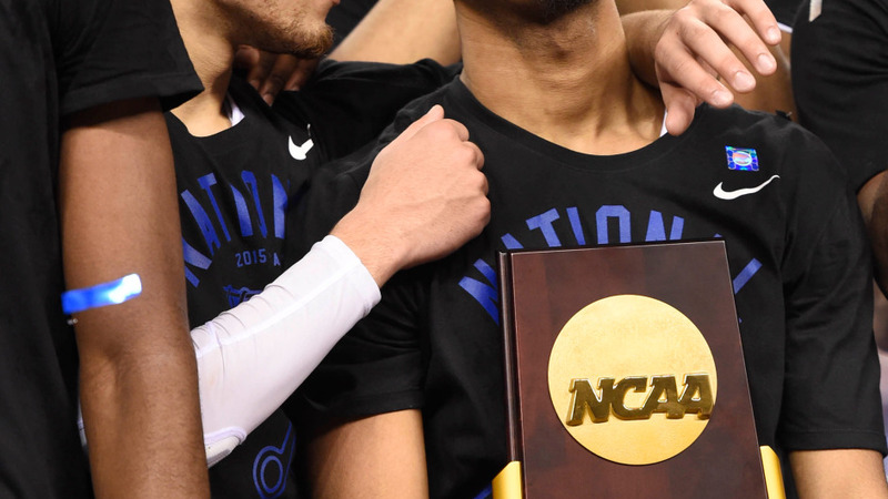 Duke claims NCAA title