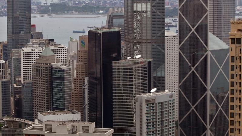 Girl dies in fall from Hong Kong luxury flat