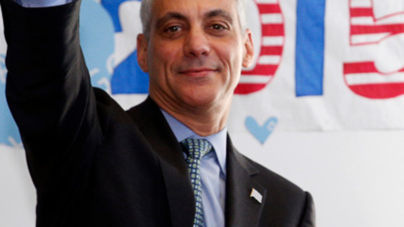 Emanuel wins Chicago mayoral runoff