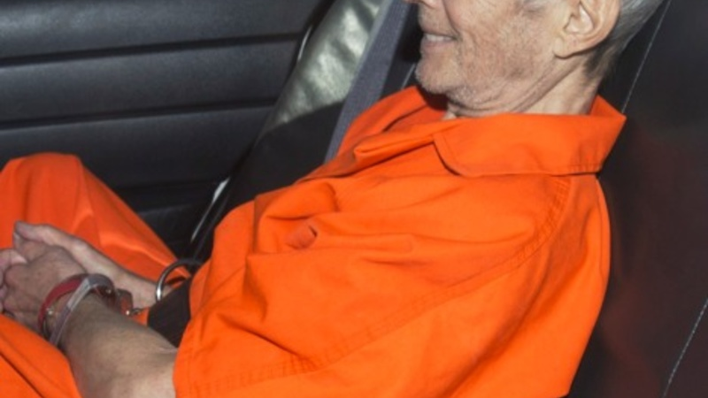 Robert Durst indicted on gun charges
