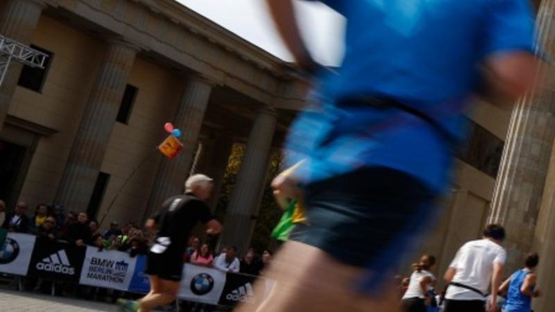 Marathon man goes for round-the-world record