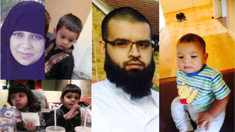 Missing family could be on way to Syria