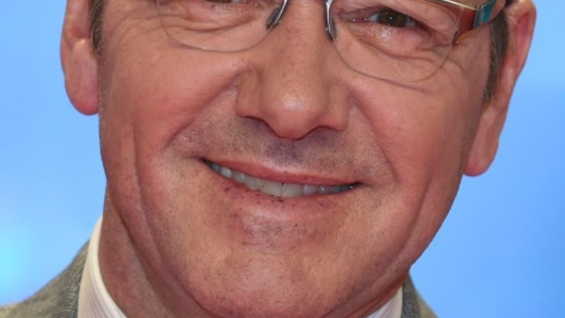 Kevin Spacey honoured at The Old Vic