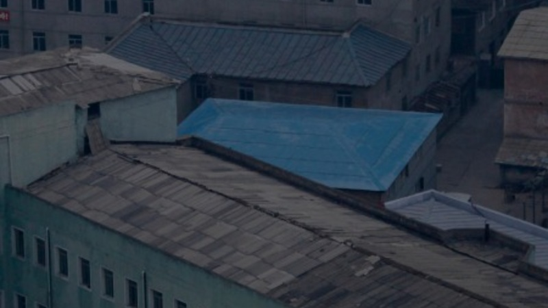 Solar panels fill power vacuum in North Korea