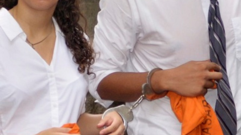 U.S. couple jailed for Bali suitcase murder
