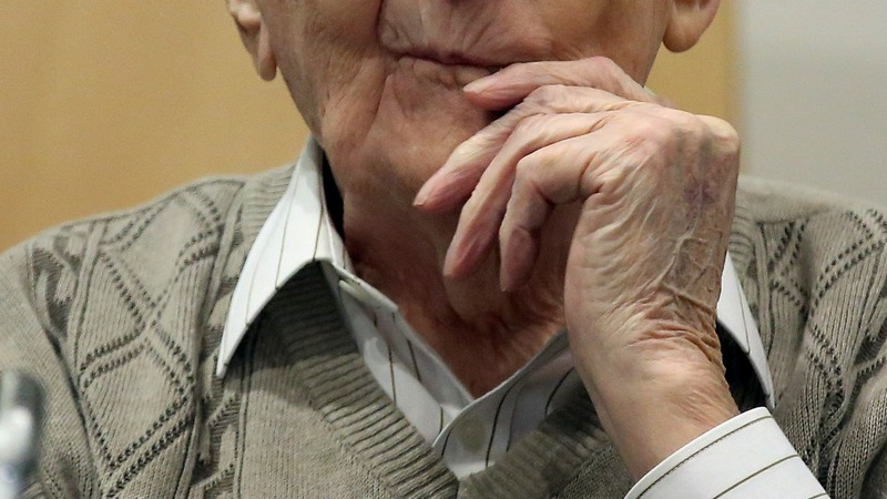 Auschwitz bookkeeper goes on trial