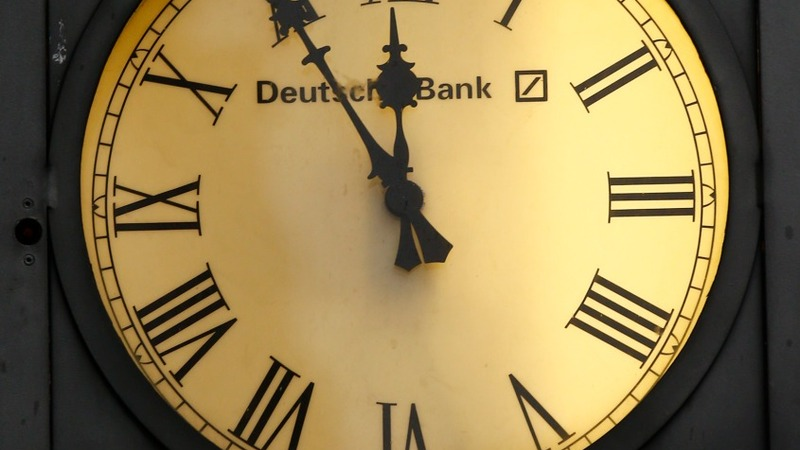 Deutsche Bank faces record fine