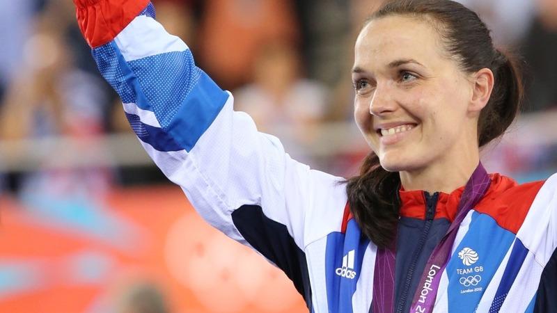 Olympian Victoria Pendleton swaps sports