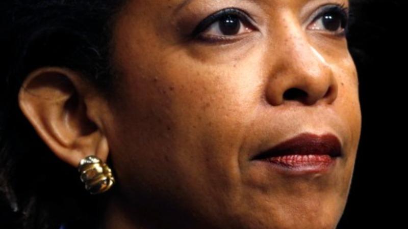 Senate confirms Lynch as attorney general