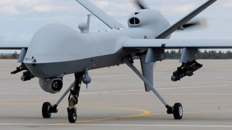 Drone strikes under review after fatal mistake