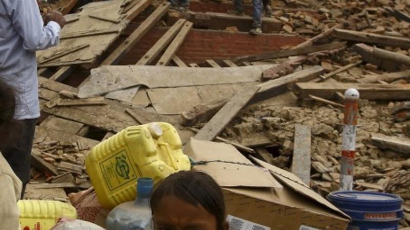 Hundreds dead in Nepal earthquake