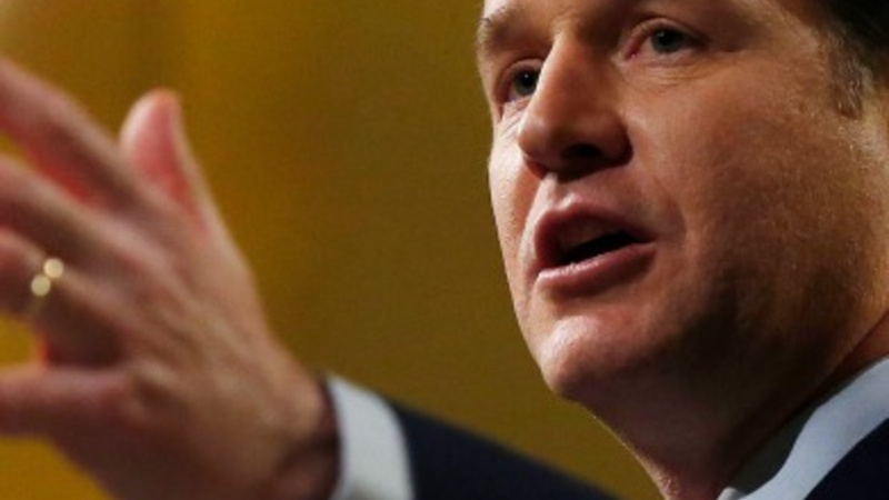 VERBATIM: Clegg on 'unstable' coalitions