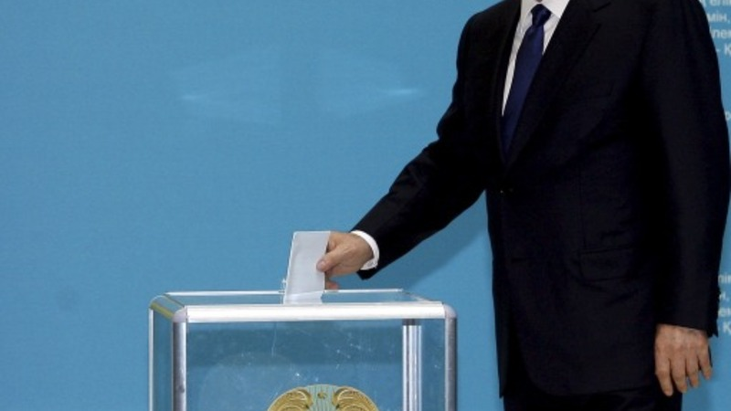 Snap Kazakh election hints at no surprise
