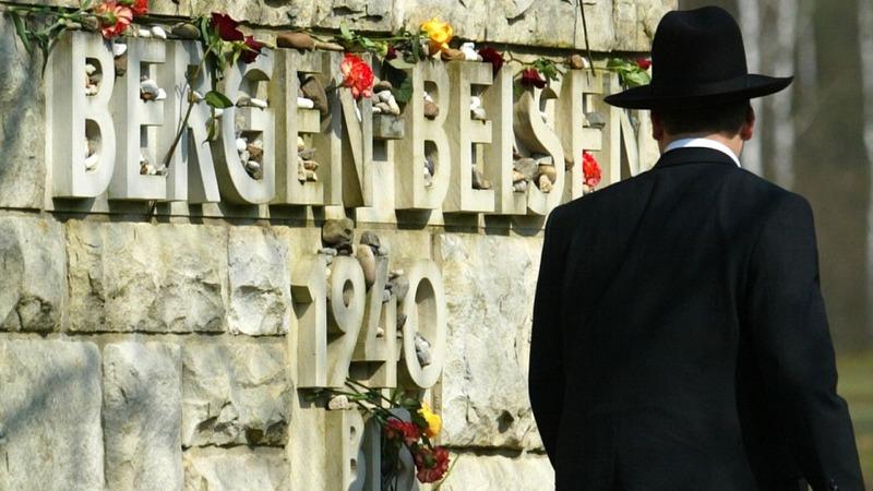 Bergen-Belsen death camp revisited