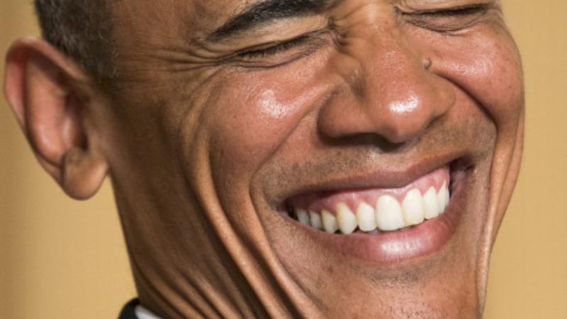 VERBATIM: Obama pokes fun at Correspondent's Dinner