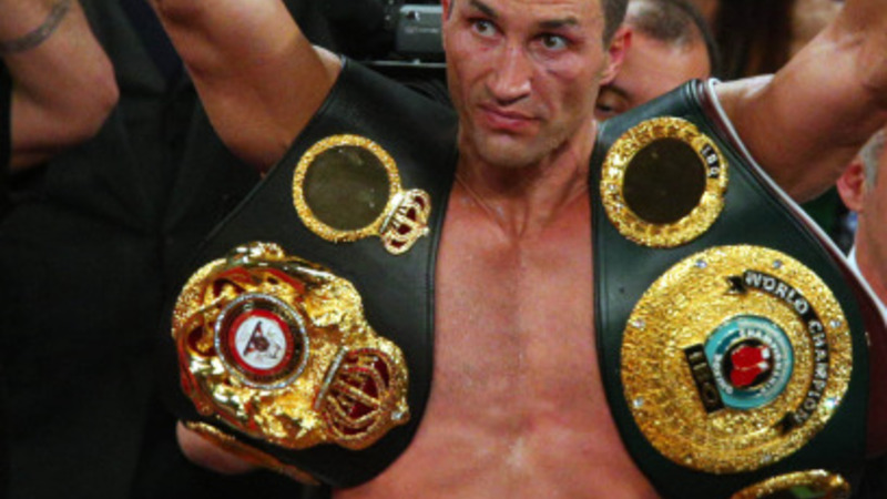 Klitschko holds on to world heavyweight title