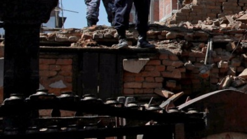Nepal struggles with quake devastation