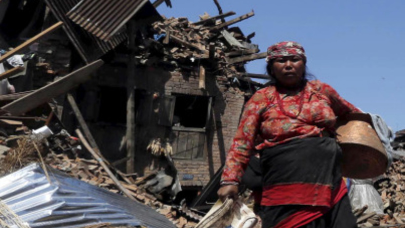 Nepal quake disaster 'inevitable'