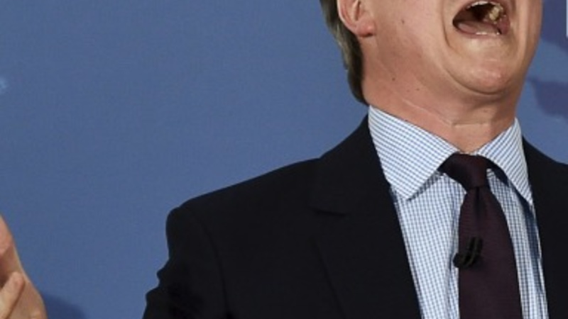 VERBATIM: Cameron business manifesto launch