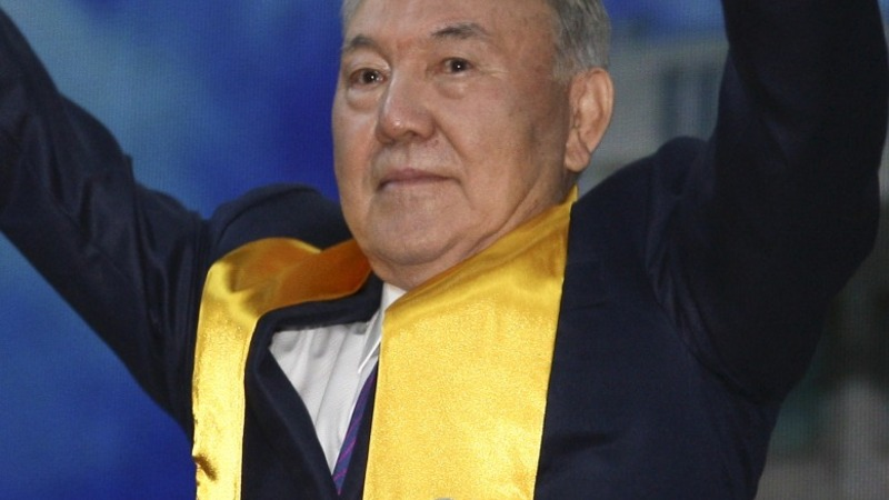 Nazarbayev wins again in Kazakhstan