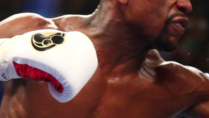 Mayweather-Pacquiao's pricey punch