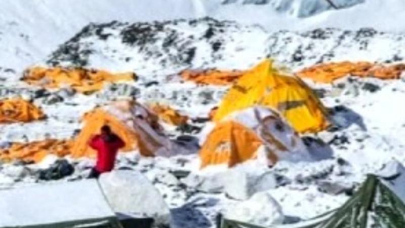 VERBATIM: Situation at Everest base camp