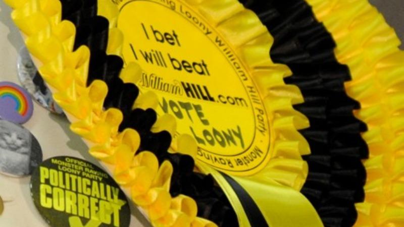 Fringe parties spicing up UK election