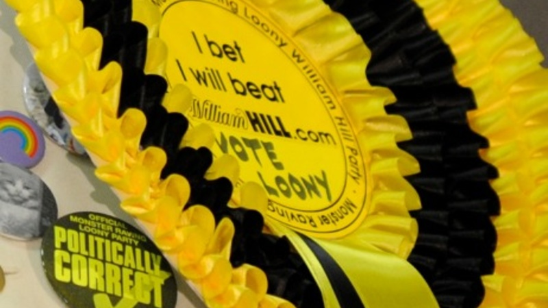 Fringe parties spicing up UK election