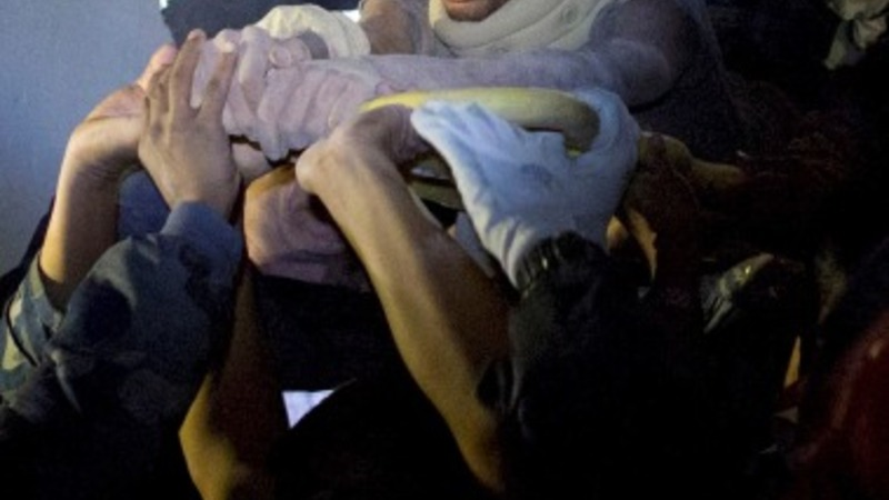 Man rescued after 80 hours buried in Nepal