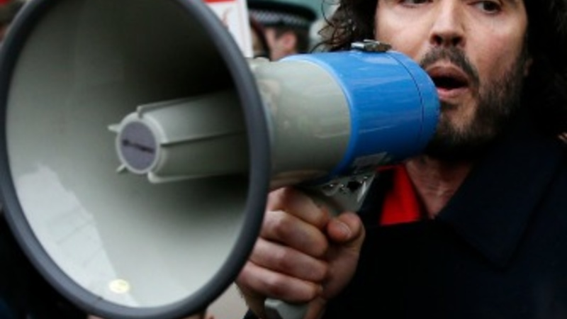 VERBATIM: Brand vs Miliband