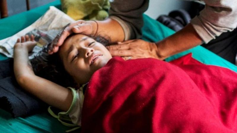 Nepal's hospitals slammed after earthquake