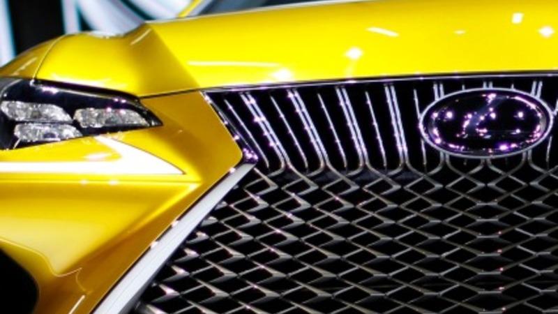 Lexus hopes ugly sells