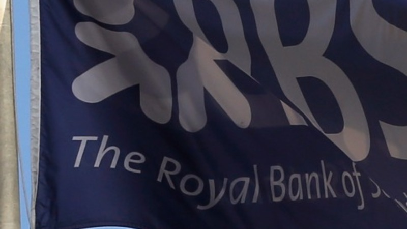 RBS £856 mln misconduct hit