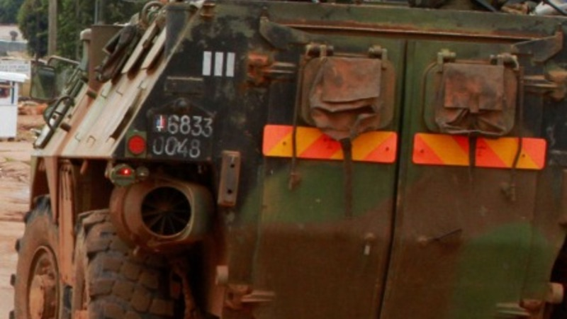 French soldiers investigated over CAR abuse