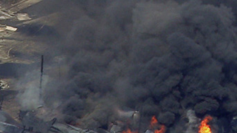 Refiners reject U.S. train safety plan