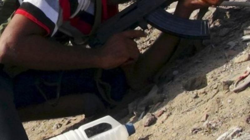 Houthis attack Saudi border post
