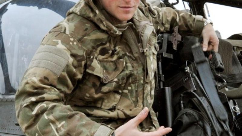 VERBATIM: Charles on Harry's Aussie army post