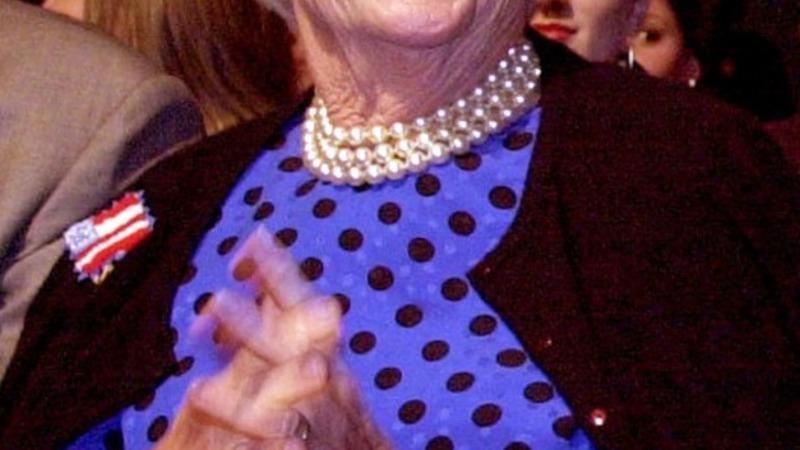 VERBATIM: Baltimore mom reminds Jeb of Barbara Bush