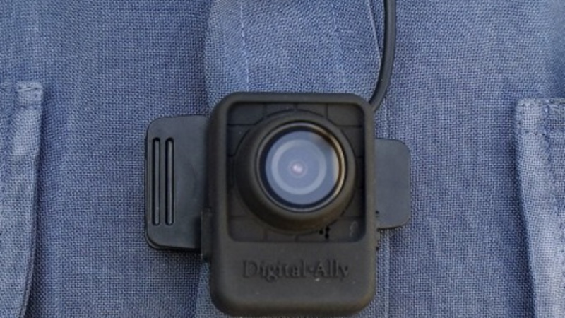 Federal funds for police body cams
