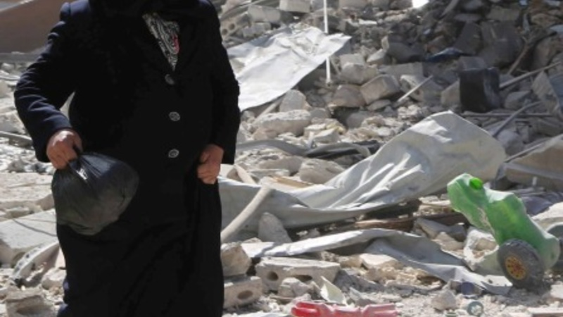 War crimes charges in Syria's second city