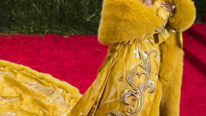 Celebrities shine at the Met ball